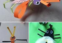 手工製作——夏天裡的昆蟲協奏曲