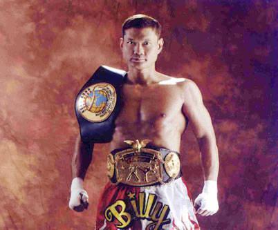 周比利-搏擊冠軍