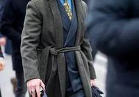 7種長款大衣穿搭術,立即提升男人味!