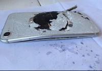 嘉興姑娘的iPhone 8 凌晨充電時冒煙!她沒多想舀了水澆在手機上