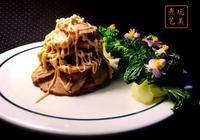 腱子肉沙羅勒拉佐奶油白菜