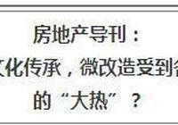 """天鴻觀察│江浩:舊城""""微改造"""",尋找文化之魂,探索改造之策"""