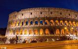 羅馬風光 古競技場 萬神殿 羅馬是一座歷盡滄桑的古城 一座博物館