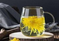 菊花茶營養豐富,菊花茶有什麼功效和作用,哪些人不宜喝菊花茶?