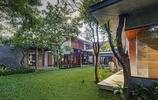 住宅設計:一棵樹一方魚池美了整個別墅,有景如此的美宅不能錯過