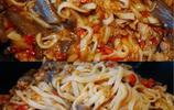 教你一招,做出超好吃的茄子燜面,吃了還想吃,好吃,衛生又實惠