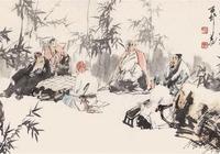 嵇康:竹林七賢的精神領袖和他的朋友圈