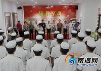 海口舉辦紀念中國人民解放軍建軍90週年書畫展