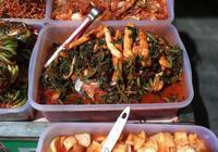 韓國泡菜——朝鮮族的泡菜真實的樣子