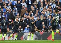 曼城向4冠王進發,英格蘭足總盃:曼城對布萊頓賽後感!