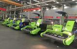 中聯重科農業機械部分裝備展覽