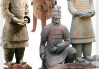 """秦陵兵馬俑身上有個字,他們說是""""羋月""""的""""羋""""字!是真的嗎?"""