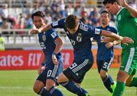 亞洲盃第2粒神仙球誕生!日本後防集體夢遊,半場被打懵了