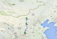 自行車遊覽陝北黃土高原!第一天:西安--銅川--宜君!