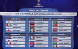 足球——世青賽:小組分組揭曉