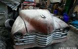珍藏了50多年的老爺車