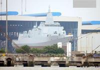 世界第一驅逐艦,055型導彈驅逐艦!
