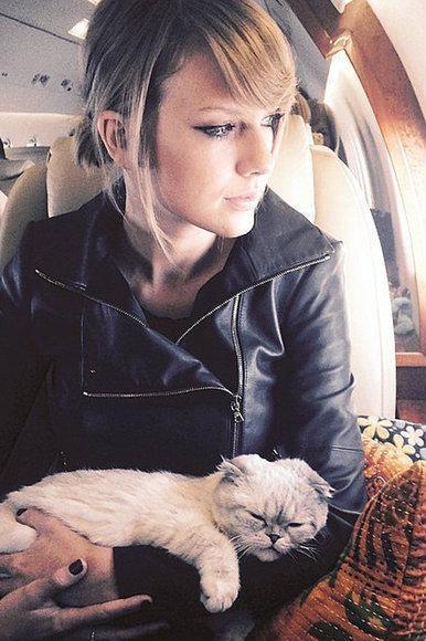 成為有錢的女人就可以像黴黴一樣買豪宅私人飛機還能養很多隻貓