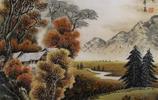 """中國山水畫,欣賞的不是""""山水"""",而是心中的意境!"""