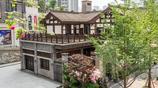 重慶商人在山上建了一座豪宅,面積雖小,但精雕細刻!