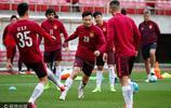 2017亞冠1/8決賽次回合前瞻:廣州恆大淘寶訓練備戰