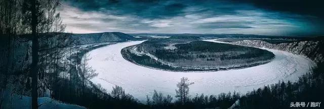 你好漠河!你好北極光!