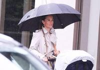 凱特王妃妹妹穿米色風衣亮相!皮膚顯得蒼老,不像35歲豪門太太啊