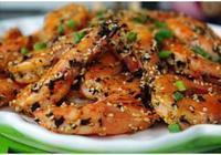 益智補腦兒童食譜——海苔香酥蝦