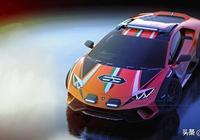 蘭博基尼推出概念車Huracan Sterrato,離開公路和賽道的跑車