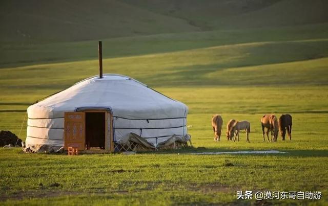 草原奇蹟:不上鎖的蒙古包