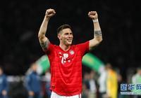 德國杯:拜仁慕尼黑隊奪冠