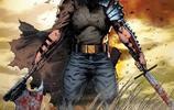 銀河護衛隊2大塊頭戴夫·巴蒂斯塔出演勇士漫畫電影《不朽戰士》
