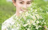 侯夢莎,在屏幕上總是出演高冷角色的她,現實中竟然如此溫柔美麗