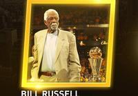 比爾-拉塞爾成為首位NBA終生成就獎得主