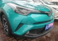 豐田CHR:外觀帥的小型SUV,坐過一次後,後悔了?