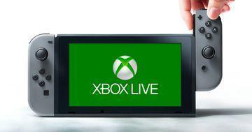 兩強合作!Xbox Live或將移植入Switch中