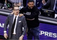 聯盟就Drake的場邊行為找過猛龍談話