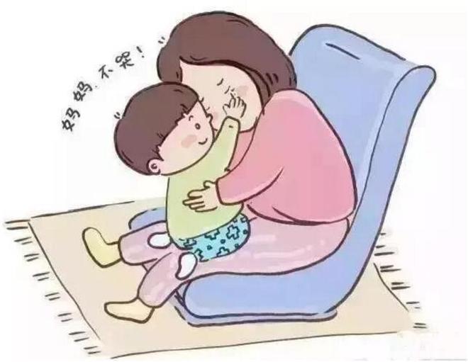看了這暖心又心酸的故事後,寶寶有這些行為,說明他真的很愛你!