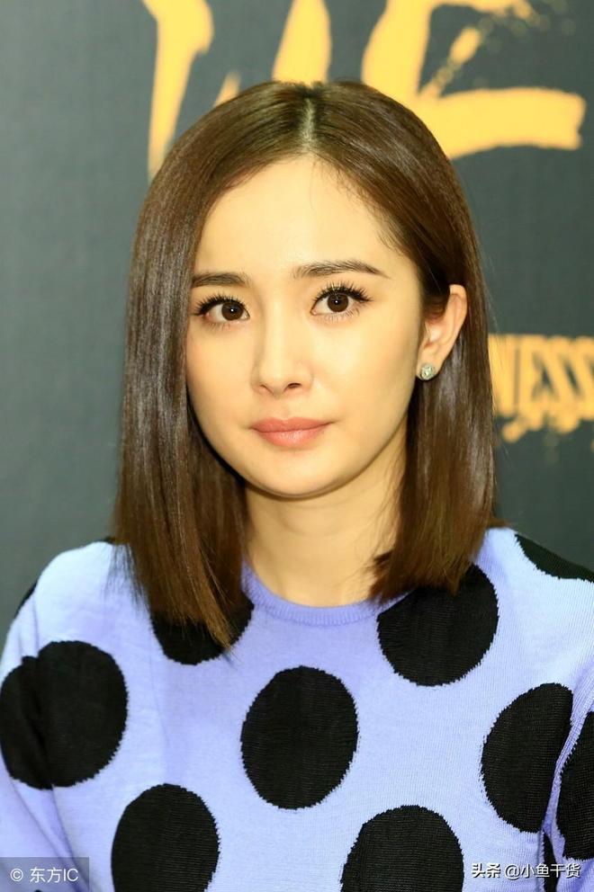 你覺得#哪個女明星的素顏最好看#呢?劉亦菲、趙麗穎、楊冪……