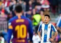 """罕見,梅西比賽中""""下黑腳"""",有球迷稱這是紅牌動作,而梅西卻沒有受罰,你怎麼看?"""