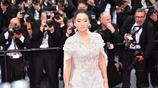 鞏俐、劉濤等驚豔亮相戛納紅毯,你覺得4位亞洲女明星誰最耀眼?