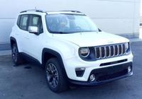 新款Jeep自由俠申報圖 搭載1.3T發動機
