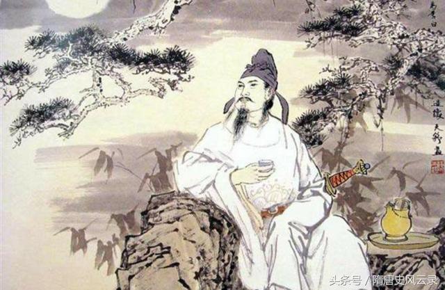 讓李白唯一低首的詩人,杜甫更是把其詩背完!
