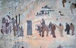 飛天、仕女圖、張騫出使西域……眾多罕見的敦煌壁畫令人歎為觀止