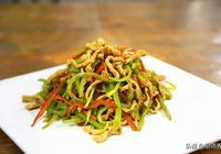 青椒肉絲的正確做法,肉絲鮮嫩不發柴,好吃又下飯,趕快動手試試