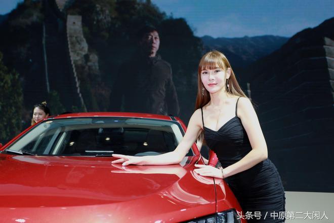 鄭州國際會展中心|2017第六屆中原國際車展今日舉行