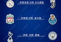 歐冠八強對陣:巴薩戰曼聯,英超內戰上演,紅軍、尤文喜提大禮包
