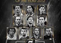 2011年FIFA最佳11人:有1人退役,1人力壓梅羅拿最佳,你記得嗎?