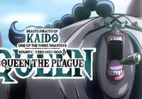 海賊王:疫災稱號不再是口胡,queen原來是個生化武器專家