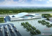豐城東站打造南昌大都市圈內集高鐵、城際鐵路合一的鐵路樞紐